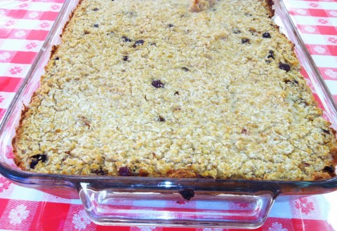 Apple Oat Casserole at Wellness Secrets