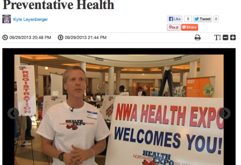NWA HEALTH Expo 2013